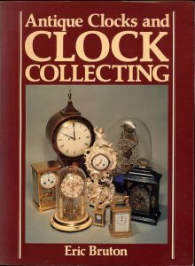 Book - Antique Clocks & Clock Collecting