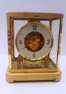 Jaeger-leCoultre Atmos clock